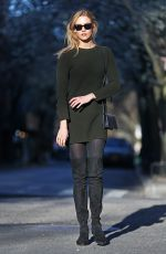 KARLIE KLOSS Out in New York 04/06/2016