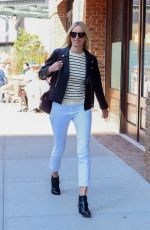 KAROLINA KURKOVA Out and About in New York 04/15/2016