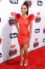 KARREUCHE TRAN at iHeartRadio Music Awards in Los Angeles 04/03/2016