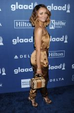 KAT GRAHAM at 2016 Glaad Media Awards in Beverly Hills 04/02/2016