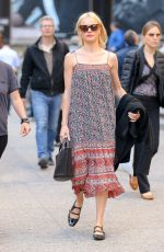 KATE BOSWORTH Out Sshopping in New York 04/20/2016