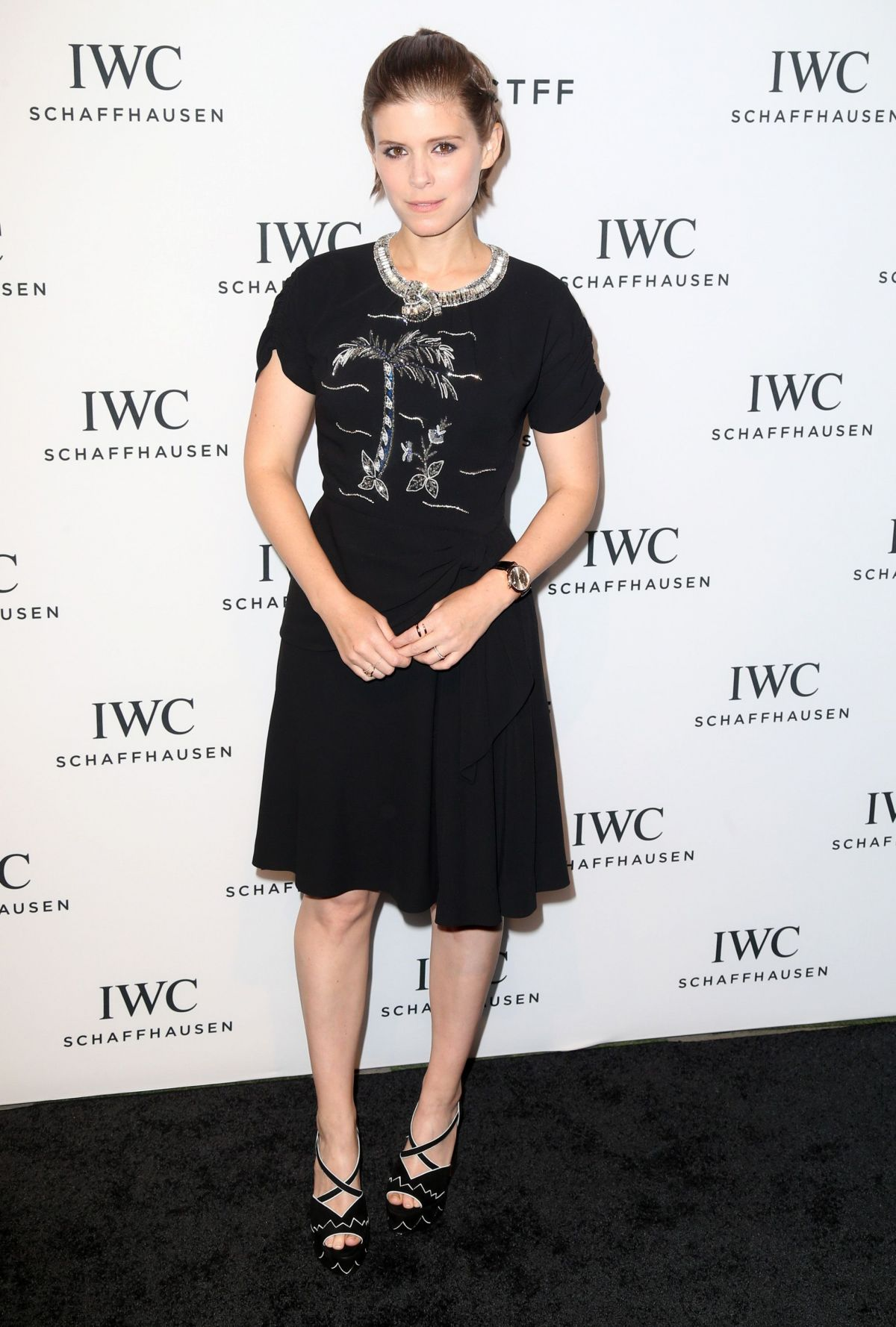 KATE MARA at IWC Schaffhausen for the Love of Cinema Dinner at Tribeca Film Fest in New York 04/14/2016