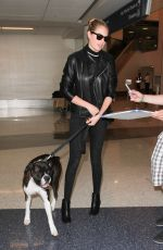 KATE UPTON at LAX Airport in Los Angeles 04/13/2016