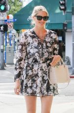 KATE UPTON Out and About in West Hollywood 04/20/2016