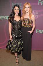 KATHERINE MCNAMARA at 2016 ABC Freeform Upfront in New York 04/07/2016