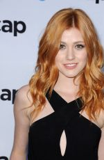 KATHERINE MCNAMARA at 2016 Ascap Pop Music Awards in Hollywood 04/27/2016
