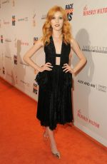 KATHERINE MCNAMARA at 23rd Annual Race To Erase MS Gala in Beverly Hills 04/15/2016