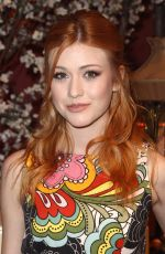 KATHERINE MCNAMARA at Alice + Olivia by Stacey Bendet and Neiman Marcus Show in Los Angeles 04/13/2016