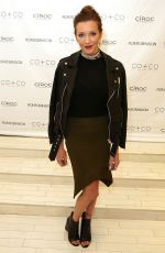 KATIE CASSIDY at ronrobinson x co+co by Coco Rocha Launch Party in Santa Monica 04/07/2016