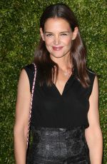 KATIE HOLMES at 11th Annual Chanel Tribeca Film Festival Artists Dinner in New York 04/18/2016