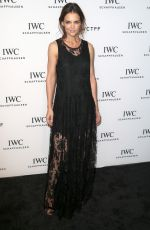 KATIE HOLMES at IWC Schaffhausen for the Love of Cinema Dinner at Tribeca Film Fest in New York 04/14/2016