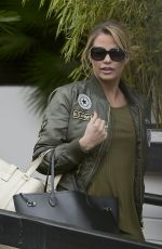 KATIE PRICE at ITV Studios in London 04/12/2016