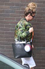 KATIE PRICE at ITV Studios in London 04/29/2016