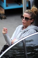 KATIE PRICE Leaves ITV Studios in London 04/19/2016