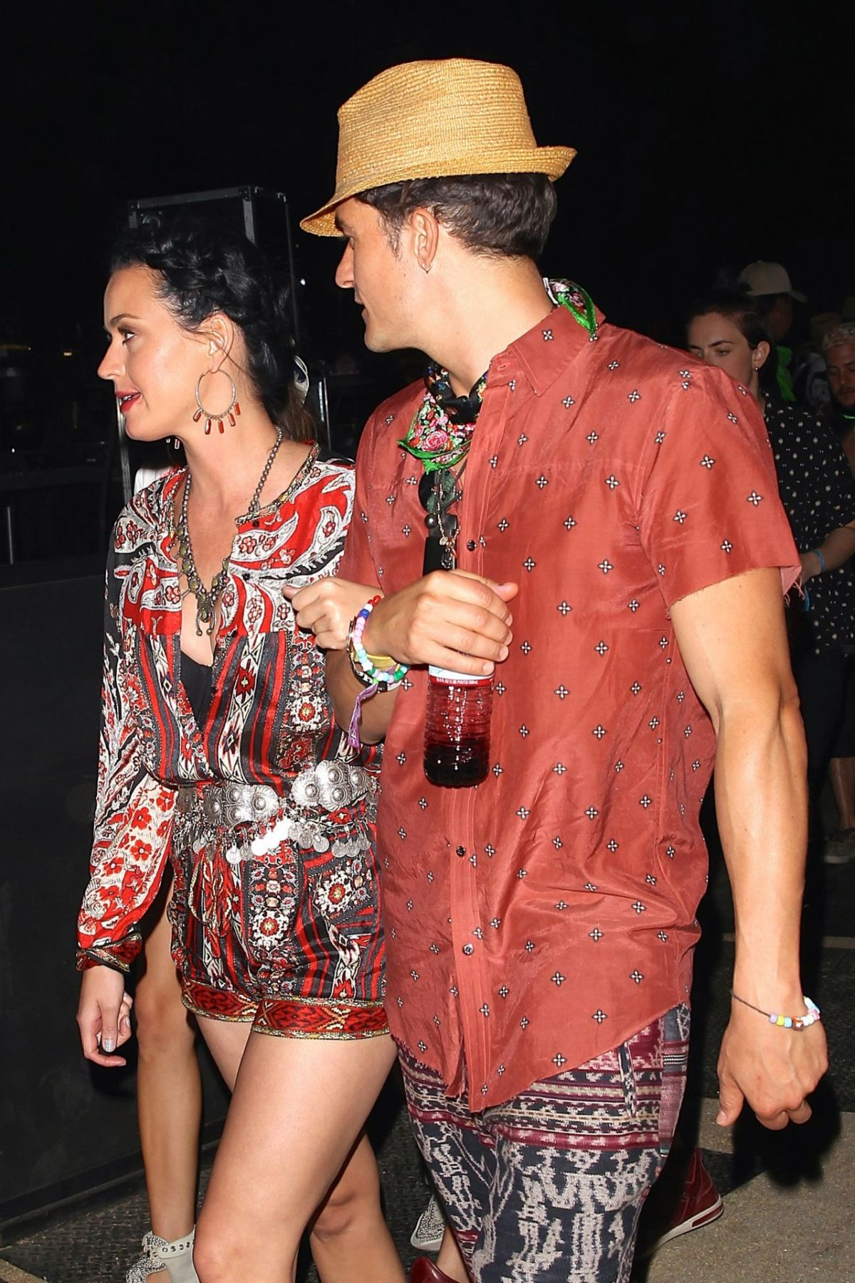 KATY PERRY at 2016 Coachella Valley Music and Arts Festival in Indio, Day Three 04/17/2016