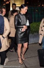 KATY PERRY at Polo Bar in New York 04/29/2016