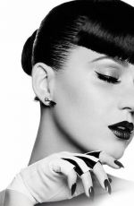 KATY PERRY - New Covergirl Katy Kat Collection Campaign