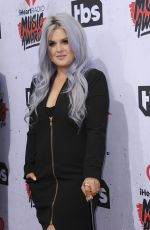 KELLY OSBOURNE at iHeartRadio Music Awards in Los Angeles 04/03/2016