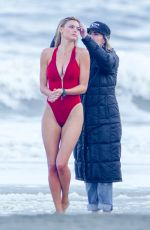 KELLY ROHRBACH at Baywatch