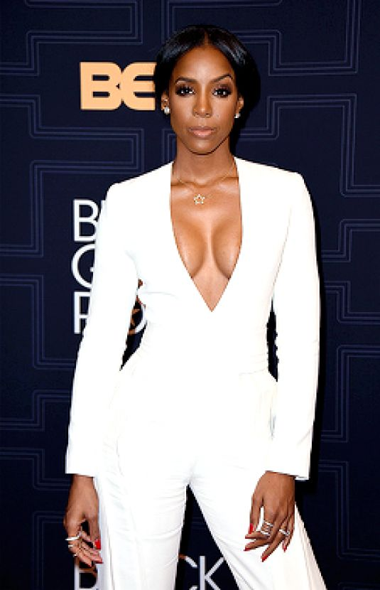 KELLY ROWLAND at Black Girls Rock! 2016 on April 1, 2016 in New York
