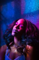 KELLY ROWLAND in Galore Magazine