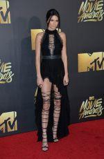 KENDALL JENNER at 2016 MTV Movie Awards in Burbank 04/09/2016
