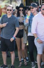 KENDALL JENNER at Bootsy Bellows Pool Party in Rancho Mirage 04/16/2016