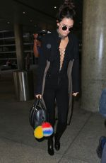 KENDALL JENNER at Los Angeles International Airport 04/21/2016