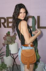 KENDALL JENNER at Revolve Desert House in Thermal 04/17/2016