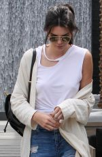 KENDALL JENNER Out Shopping in Beverly Hills 04/06/2016