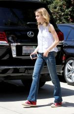 KIERNAN SHIPKA Out and About in Beverly Hills 04/27/2016
