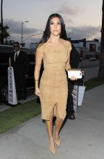 KOURTNEY KARDASHIAN at Alice + Olivia by Stacey Bendet and Neiman Marcus Show in Los Angeles 04/13/2016