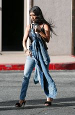 KOURTNEY KARDASHIAN Out and About in Los Angeles 03/29/2016