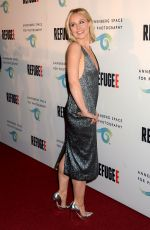 KRISTEN BELL at Annenberg Space for Photography Presents Refugee in Century City 04/21/2016