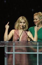 KRISTEN BELL at Cinemacon Big Acreen Achievement Awards in Las Vegas 04/14/2016