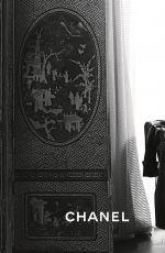 KRISTEN STEWART for Chanel's