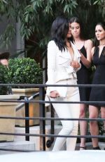 KYLIE JENNER Arrives at Sunset Tower Hotel in Los Angeles 04/11/2016
