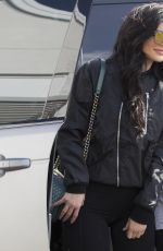 KYLIE JENNER at Pressed Juicery in West Hollywood 04/25/2016