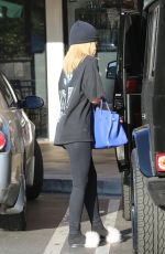 KYLIE JENNER Out and About in Calabasas 03/26/2016
