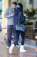KYLIE JENNER Out and About in Calabasas 04/09/2016