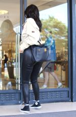 KYLIE JENNER Out Shopping in Beverly Hills 04/12/2016
