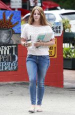 LANA DEL REY Out Shopping in Los Angeles 04/10/2016