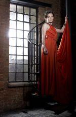 LARA PULVER by Joel Anderson Photoshoot