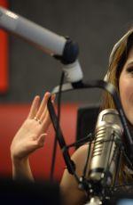 LAURA MARANO at Y-100 Radio in Florida 03/31/2016