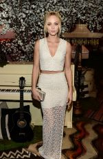 LAURA VANDERVOORT at Alice + Olivia by Stacey Bendet and Neiman Marcus Show in Los Angeles 04/13/2016