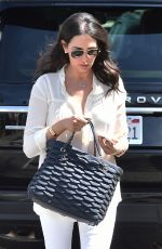 LAUREN SILVERMAN Out and About in Beverly Hills 04/19/2016