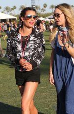 LEA MICHELE at Coachella Valley Music and Arts Festival, Day 2 04/16/2016