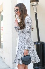 LEA MOCHELE at Glamour's Game Changers Lunch in West Hollywood 04/20/2016