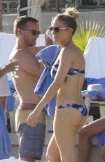 LEANN RIMES in Bikini in Cabo San Lucas 04/21/2016