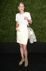 LEELEE SOBIESKI at 11th Annual Chanel Tribeca Film Festival Artists Dinner in New York 04/18/2016